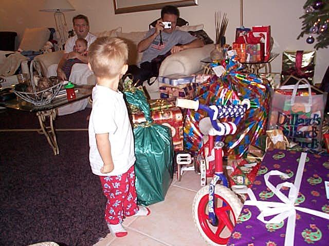 Christmas Day 2001